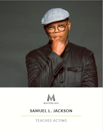 Samuel-L-Jackson-Teaches-Acting-Workbook