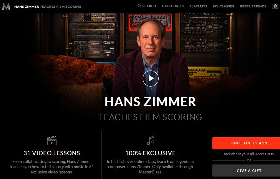 Hans-Zimmer-Masterclass-Review
