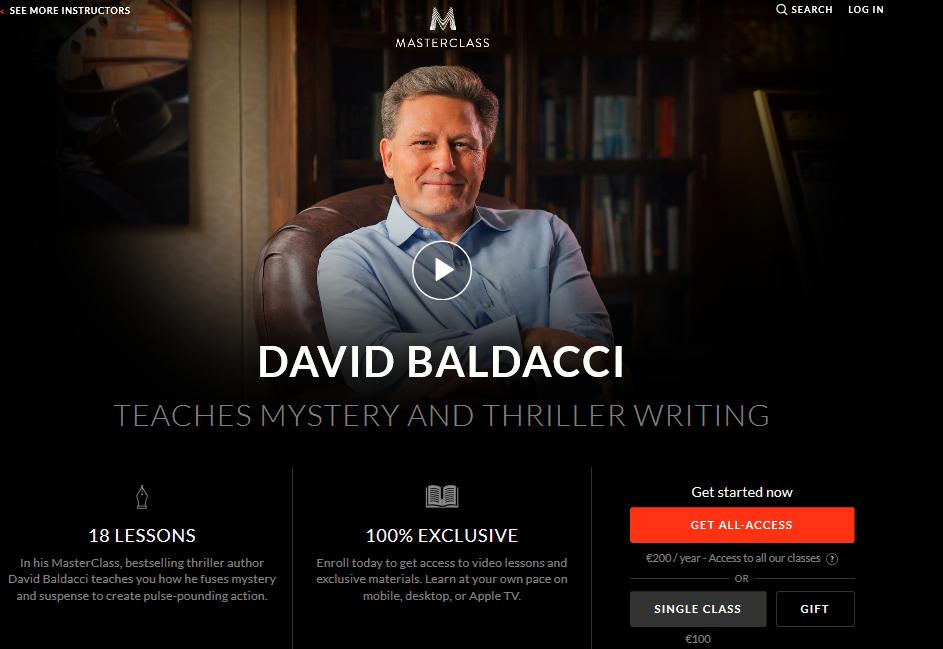 David-Baldacci-Masterclass-Review