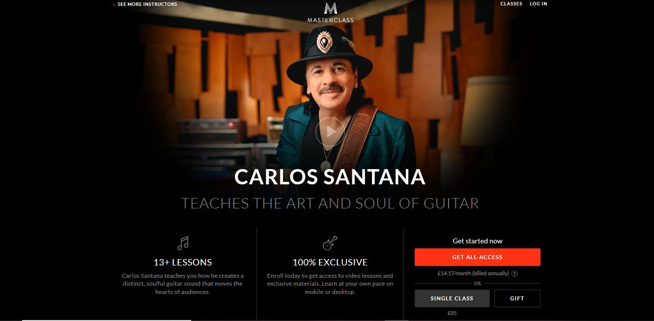 Carlos-Santana-Masterclass-Review