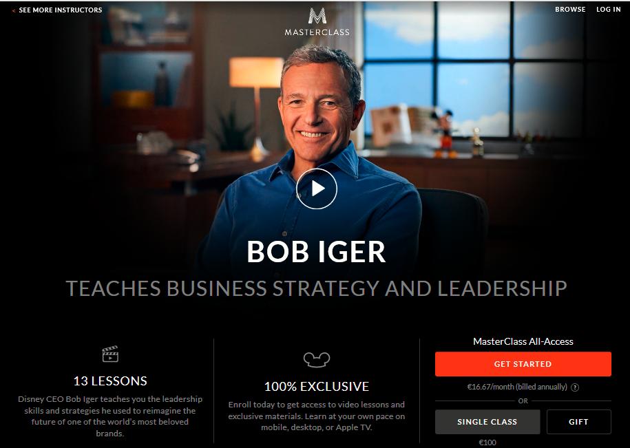 Bob-Iger-Masterclass-Review
