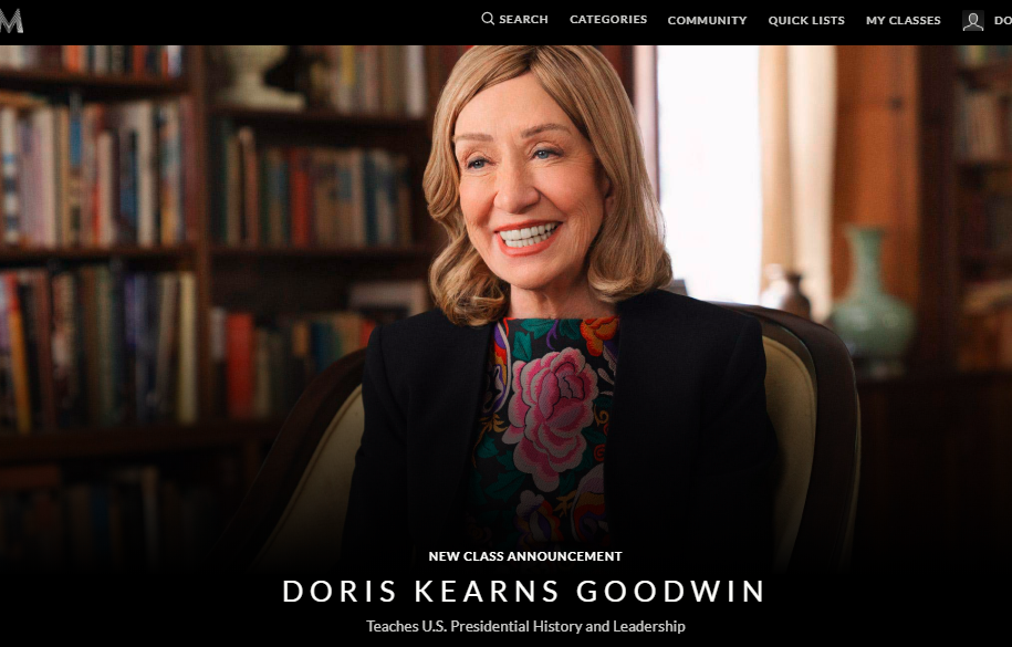 Doris-Kearns-Goodwin-Masterclass-Review
