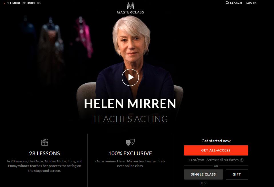 Helen-Mirren-Acting-Masterclass