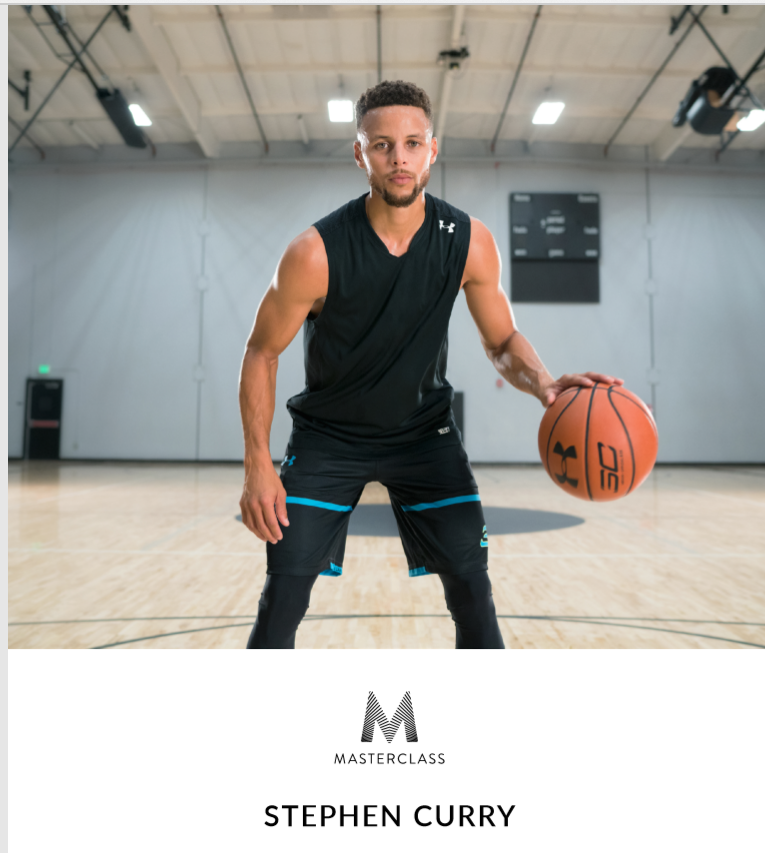 Stephen-Curry-Masterclass-Review