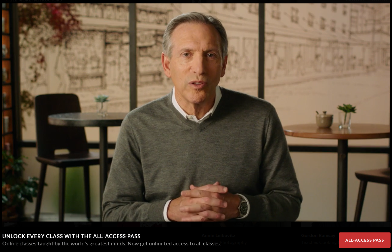 Howard-Schultz-Masterclass-Review