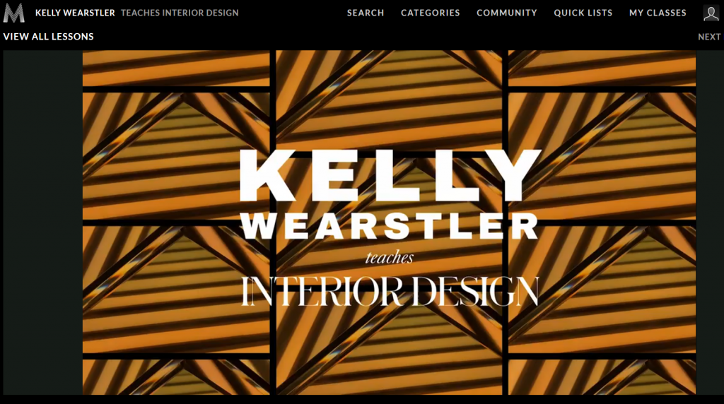 Kelly Wearstler Masterclass Review Education Speaks