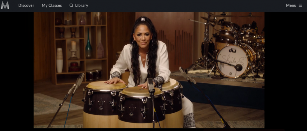 Learn How to Play the Congas with Sheila E